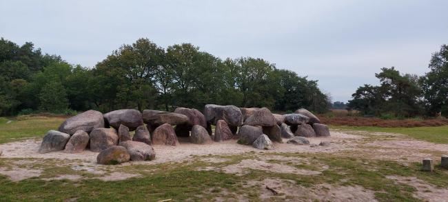 Door de geschiedenis van Drenthe