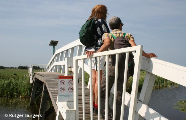 Trage Tocht Ilpendam-Watergang