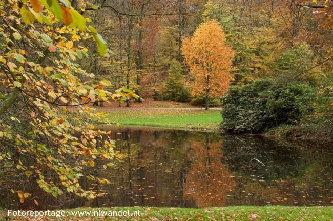 Etappe 13: Park Sonsbeek - Rozendaal