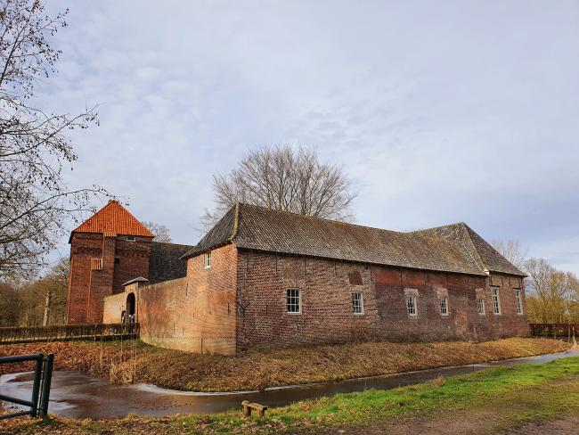 Trage Tocht Mill