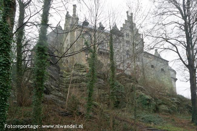 Bad Bentheim: Kasteel en Bentheimer Wald
