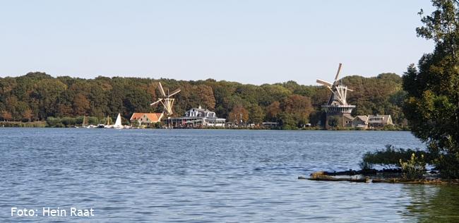 Groen en waterrijk Rotterdam Noord