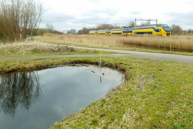 StationsOmmetje  Amsterdam Sloterdijk