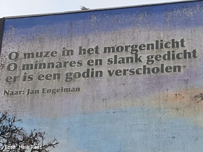 Rotterdam: Teksten in de stad