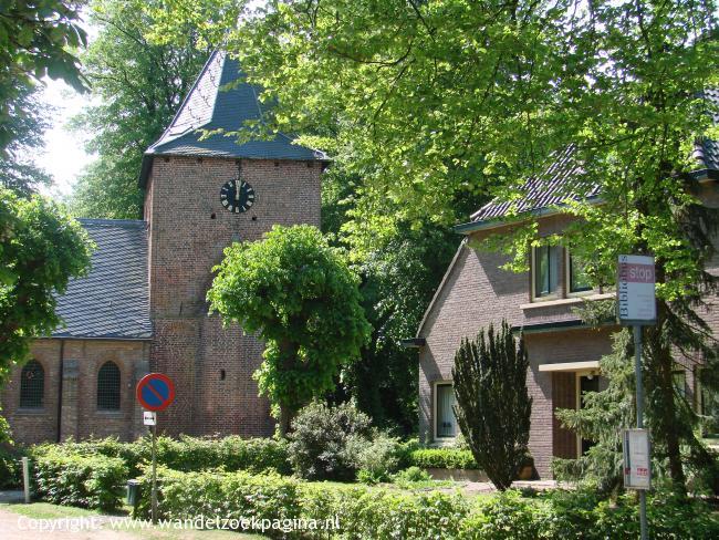 Etappe 5: Garderen - Kootwijk