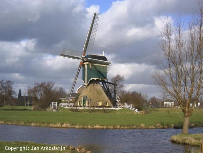 Hollandse kades