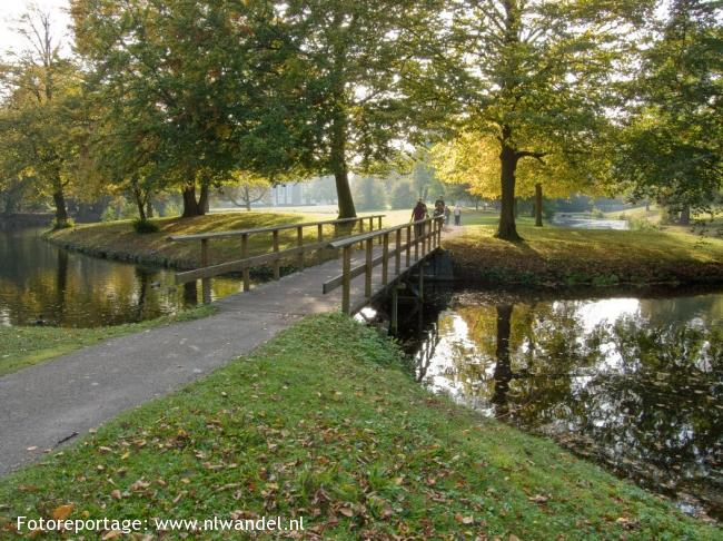 Haagse Parken wandeling