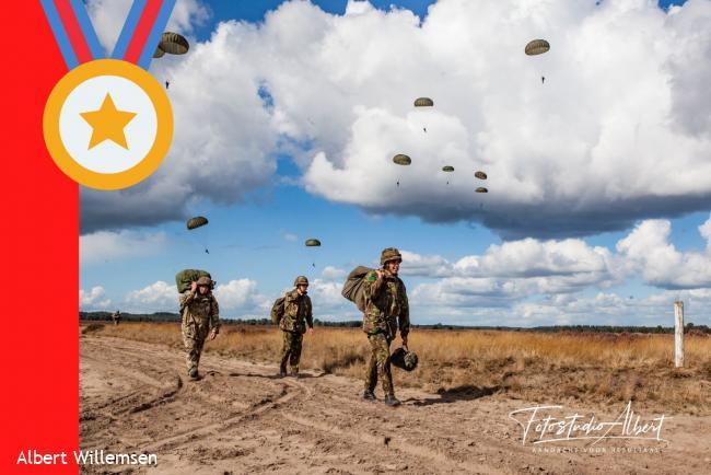 Airborne Wandeling Ede