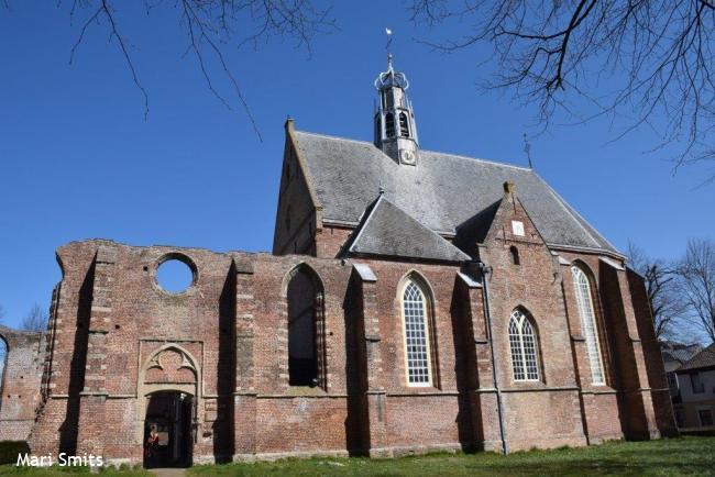 Bedevaartswandeling Alkmaar-Bergen