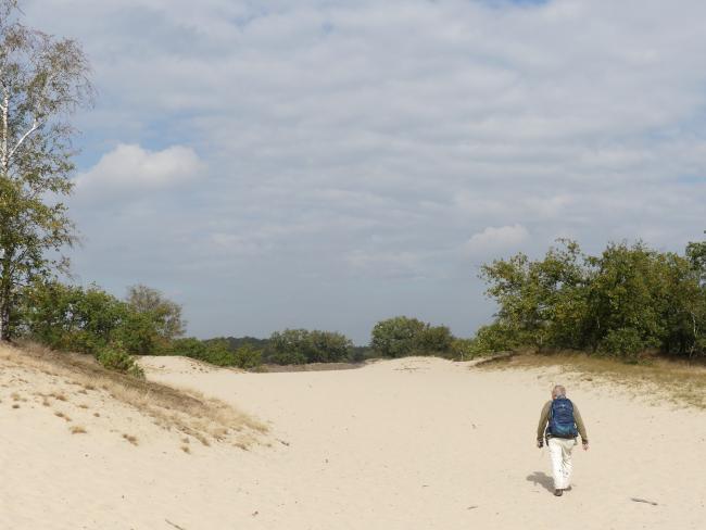 Trage Tocht Loon op Zand