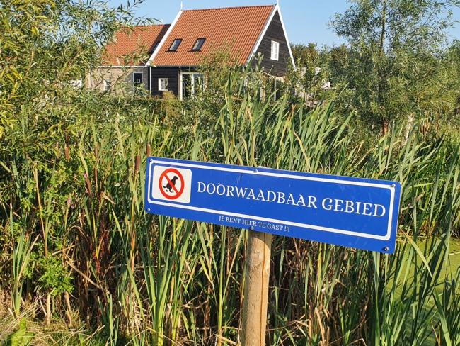 Trage Tocht Almere Oosterwold