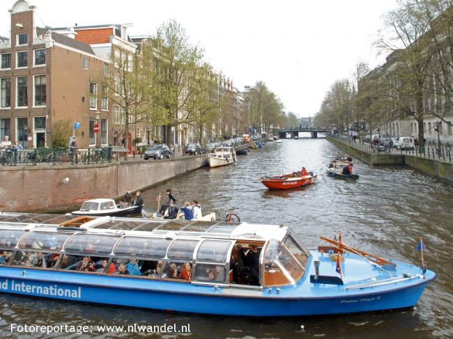 NS-wandeling Amsterdam