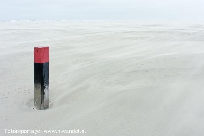 Groene Wissel Terschelling, Oosterend