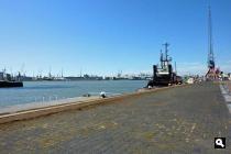 Schiehaven en Nieuwe Maas
